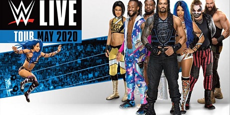 WWE Live Event Parking tickets