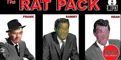 Rat Pack Tribute Night - 31st January 2020