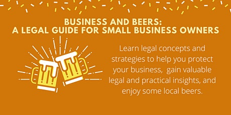 Business and Beers:  A Legal Guide for Small Business Owners tickets