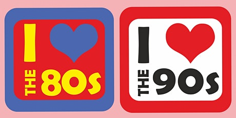 I love the 80s vs 90s tickets