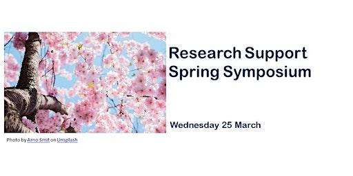 YRAF Spring Symposium 2020