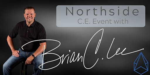 Speaker Brian C. Lee - Northside C.E. Event