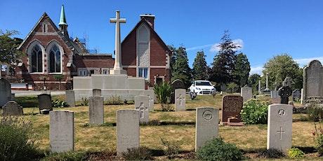 Efford Cemetery War Graves Walking Tour tickets