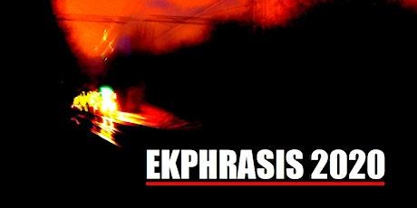 EKPHRASIS 2020 tickets