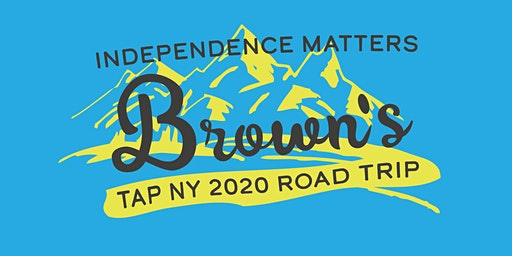 Brown's Road Trip to TAP NY 2020