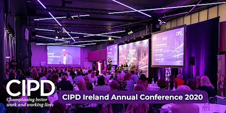 CIPD Ireland Annual Conference  tickets