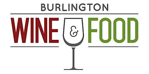 Burlington Wine & Food :  11th Annual Grand Tasting
