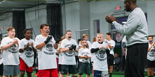 Youth Football Blocking and Tackling Camp