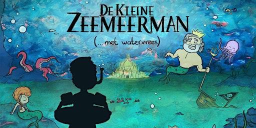 Krokus Kabaal: De kleine Zeemeerman (...met watervrees)