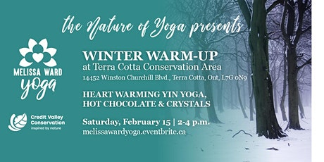 Nature of Yoga Presents: WINTER WARM-UP tickets