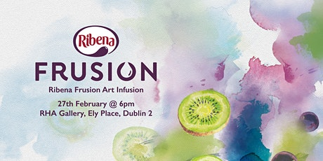 Ribena Frusion Art Infusion with Lords of Strut tickets
