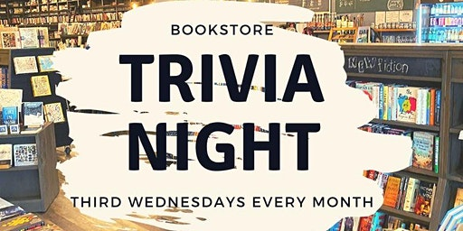 Trivia Night at the Bookstore