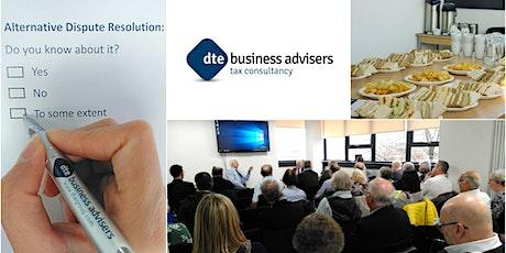 DTE Tax Club in Bury, March 2020 tickets