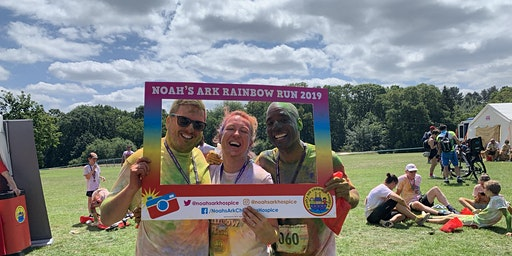 Noah's Ark FunFest featuring Rainbow Run