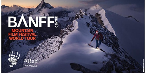 Banff Center Mountain Film Festival World Tour - Day 1