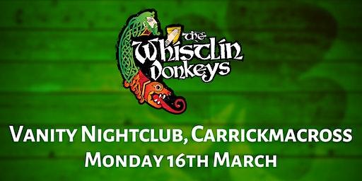 The Whistlin' Donkeys - Vanity Nightclub, Carrickmacross