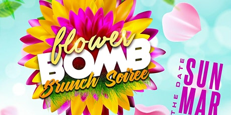 FLOWERBOMB BRUNCH tickets