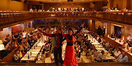 Espectáculo de Flamenco entradas