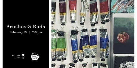 Brushes & Buds tickets