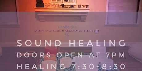 Sound Healing 2/19/2020: Free for Cancer Fighters & Survivors tickets
