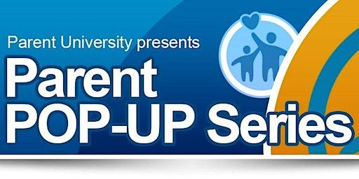 Parent University Pop-Up: Phonics for K-3