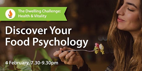 Discover Your Food Psychology tickets