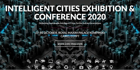 ICEC (Intelligent Cities Exhibition & Conference) 2020 tickets