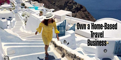 MAKE TRAVEL YOUR BUSINESS. START TODAY!