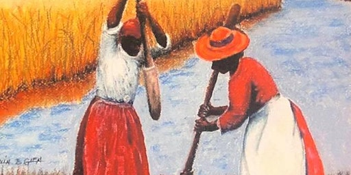 Gullah Celebration Paint & Sip with Tony Burns