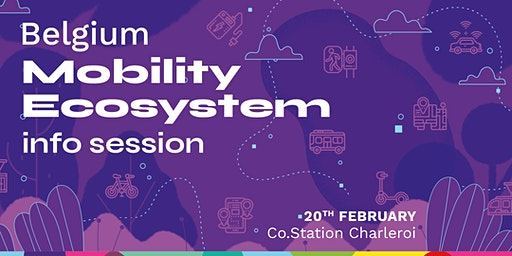 Belgium Mobility Ecosystem | Info Session