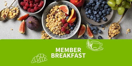 Member Breakfast CGN Tickets