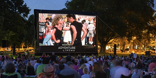 Grease Outdoor Cinema Sing-A-Long at Erddig Hall, Wrexham