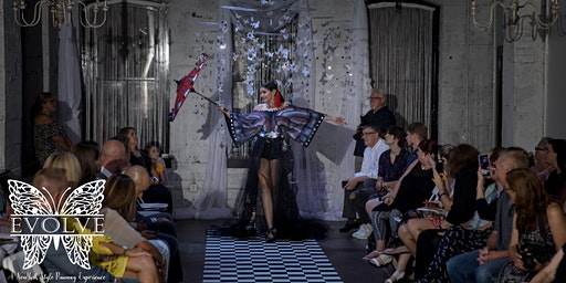 EVOLVE - A NEW YORK STYLE RUNWAY EXPERIENCE 2020 - BENEFITING THE SOUTH CAROLINA'S CHILDREN THEATRE