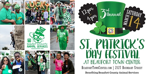 3rd Annual St. Patricks Day Festival