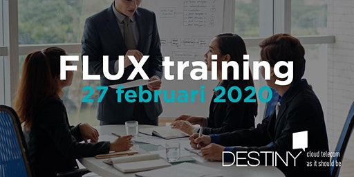 FLUX training 27 februari 2020