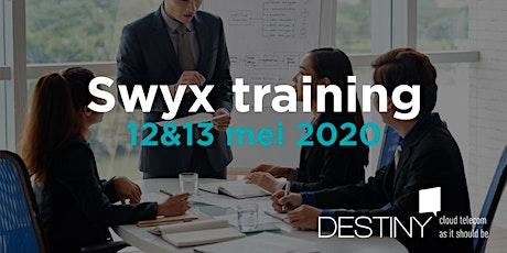 Swyx training 12 & 13 mei 2020 tickets