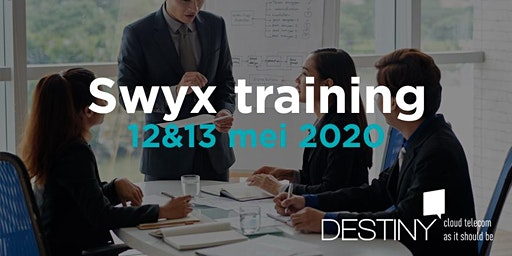 Swyx training 12 & 13 mei 2020