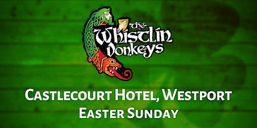 The Whistlin' Donkeys - Castlecourt Hotel, Westport