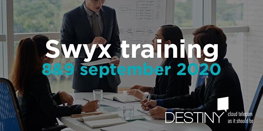 Swyx training 8 & 9 september 2020