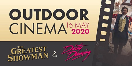 BGU Outdoor Cinema - The Greatest Showman and Dirty Dancing tickets