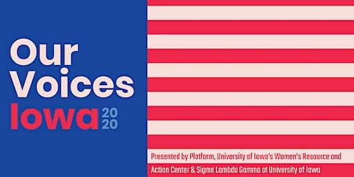 Our Voices Iowa Summit