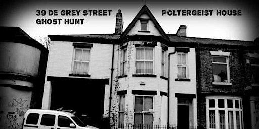 DE GREY STREET GHOST HUNT