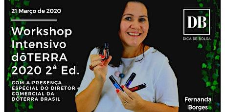 Workshop Intensivo dōTerra 2020 - 2ª Ed. ingressos