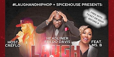 LAUGH & HIP HOP tickets