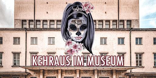 Münchner Fasching Kehraus im Museum