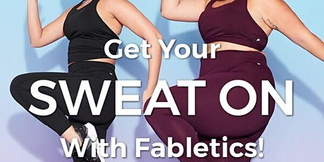 FREE WORKOUT WITH FABLETICS! Kick It By Eliza with Carina! tickets