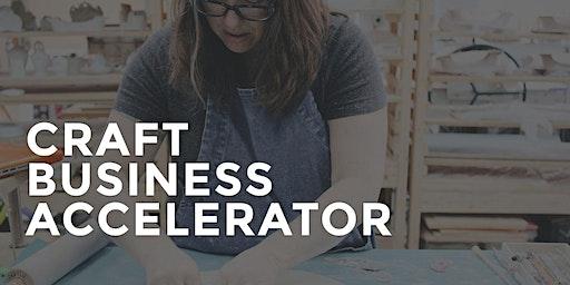 Craft Business Accelerator Mixer