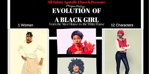 Evolution Of A Black Girl: ASAC