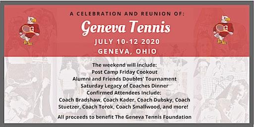 A Celebration and Reunion of Geneva Tennis