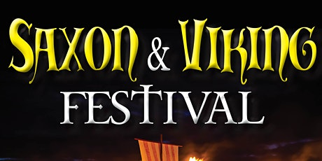 Saxon and Viking tickets
